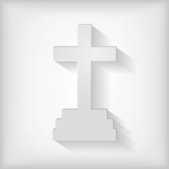 Calvary cross icon