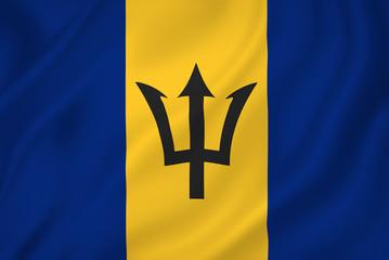 Barbados flag