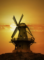 Sundown Mill