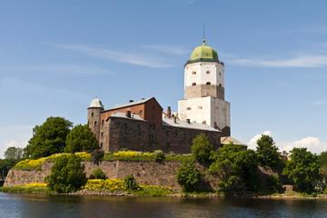 Vyborg (Выборг) Fortress