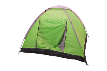 The image of a tent