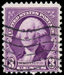 UNITED STATES - CIRCA 1932: A stamp printed in the United States
