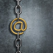 Chain link email