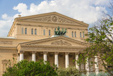 Bolshoy Theatre in Moscow