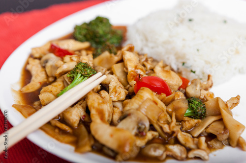 Delicious Asian Cuisine