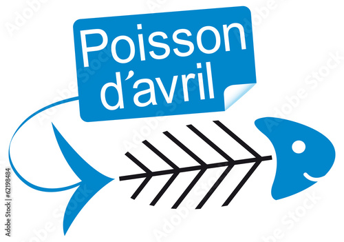 POISSON AVRIL 7