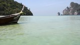 phi phi islands, tourists on thai fishing boat