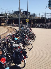 Amsterdam / Räder