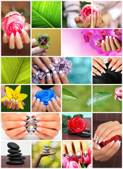 Nageldesign Plakat