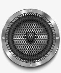 Icon loudspeaker vector