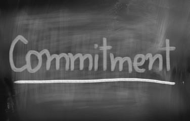 Commitment Concept
