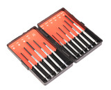 Precision screwdriver set.