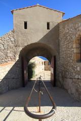 Ingresso al Castello d'If arcipelago delle Frioul Marsiglia