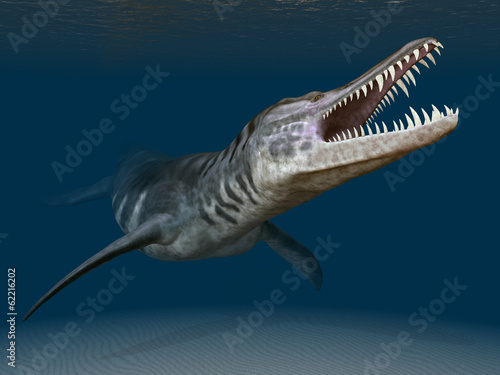 canvas print picture Liopleurodon