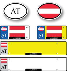 austria auto set
