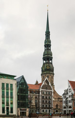 St. Peter Church, Riga