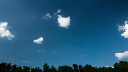 Just A Blue Sky III