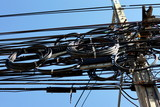 Electric Cables Mess