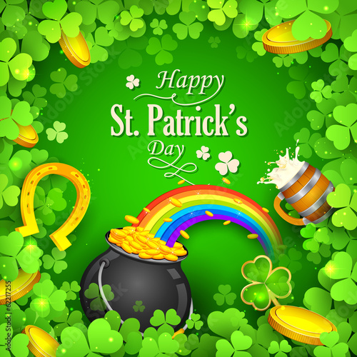 Saint Patricks Day Background