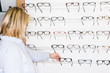 große auswahl an brillen