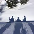 canvas print picture - winter