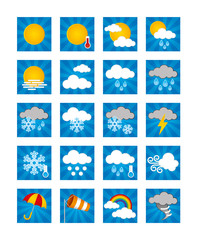 Day Weather Icons