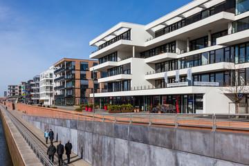New Bremen architecture