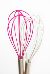 Two wire whisks