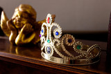 Princess crown with gems