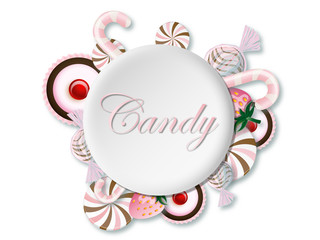 bouton candy