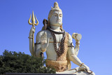 Lord Shiva in Serene Pose