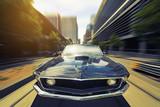 Vintage Cabriolet - 62225084