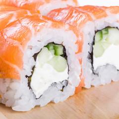 Sushi roll Philadelphia