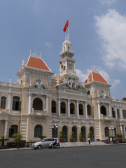 People's Committee Building Saigon Ho Chi Minh City, Vietnam