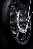 Fototapety Motorcycle tire