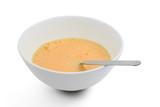 Beaten egg yolks