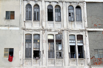 Havana broken windows