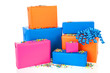 Gifts in many colors