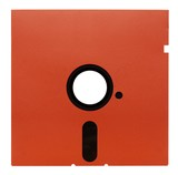 magnetic floppy disk