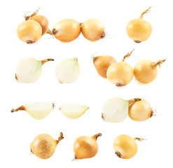 Set of multiple onion compositions