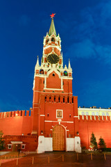 The Kremlin in Red Square, Moscow, Russia