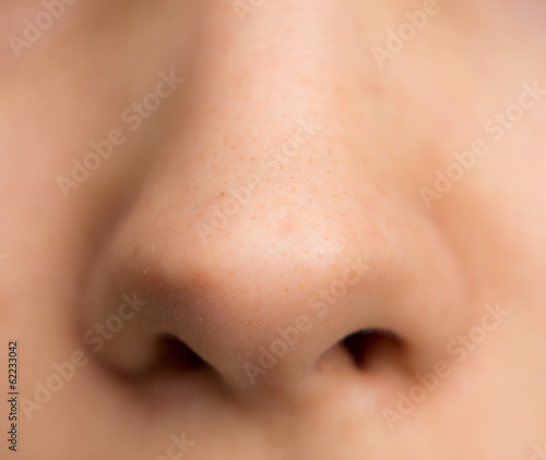 nose girls. macro - 62233042