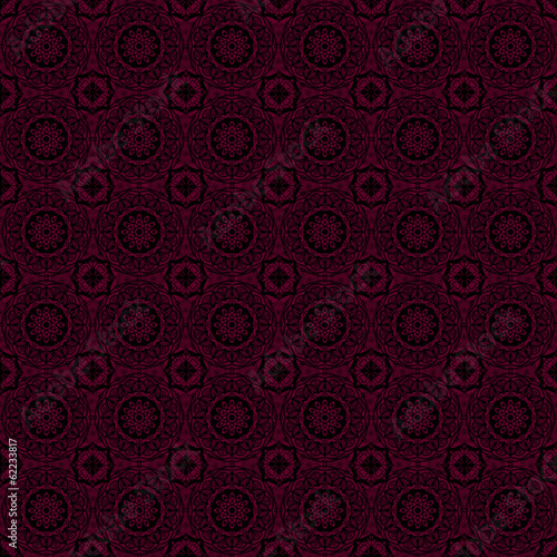 Beautiful burgundy pattern