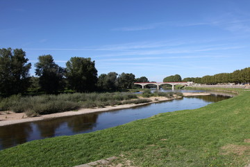 Branche de la Loire et Canal latéral.