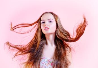 hair wind