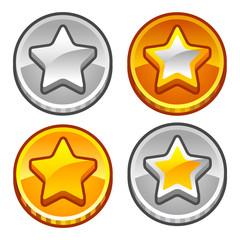 Star coins 3