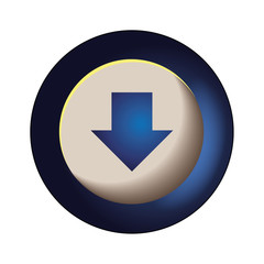 Down arrow icon