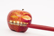 psycho face apple