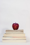 apple on the books