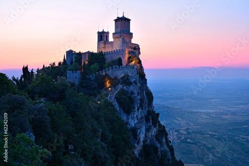 Zamek San Marino